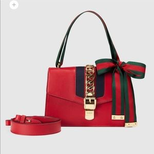 "Gucci Bags - 🥰Beautiful Gucci ""Sylvie purse""..🥰"